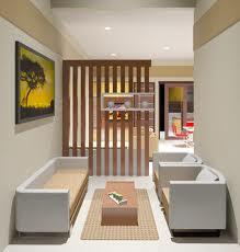 Model Kamar Mandi Rumah Minimalis on Interior   Partisi Ruangan Sebagai Salah Satu Elemen Interior