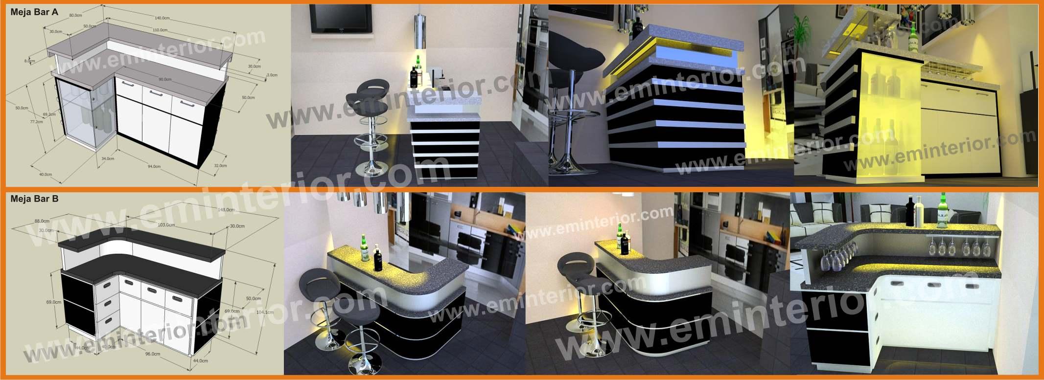 Desain Mini Bar Di Rumahjpg